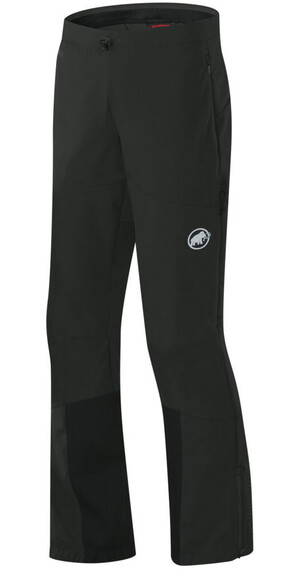 Mammut Aenergy SO - Pantalones de Trekking Hombre - negro